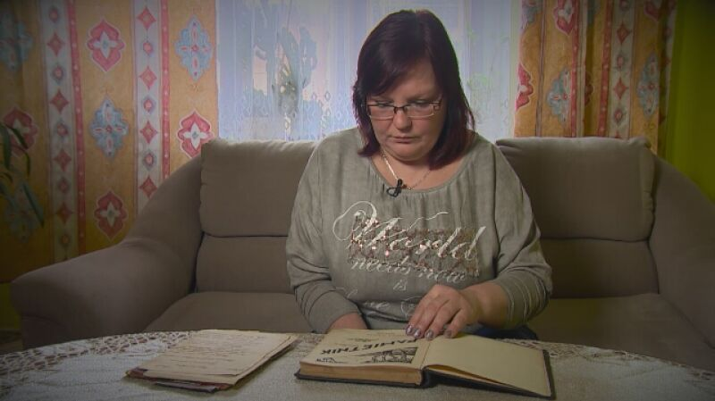 Mieszkanka Wałbrzycha szuka rodziny autora pamiętnika