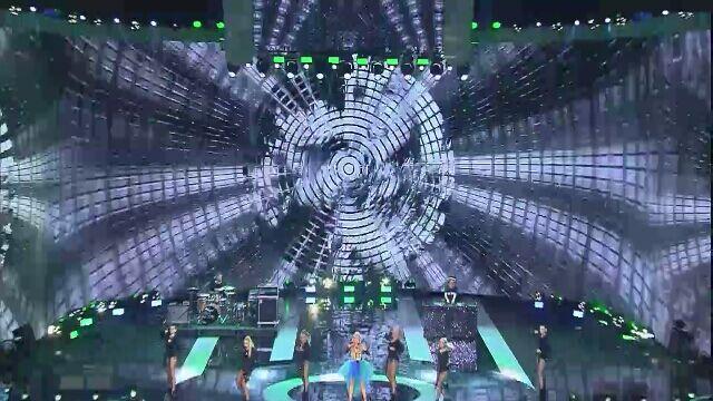 Na scenie pojawili się między innymi Anastacia, Pectus, Edyta Górniak, czy Cleo