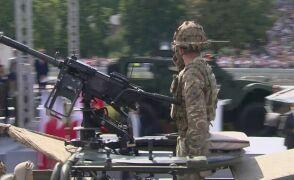Przejazd pojazdów armii sojuszniczych