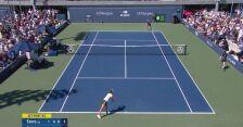 US Open. Iga Świątek wygrała 2. seta z Fioną Ferro