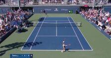 US Open. Kolejne przełamanie Igi Świątek w 3. secie z Fioną Ferro