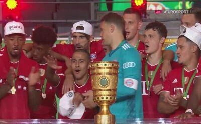 Bayern odbiera Puchar Niemiec