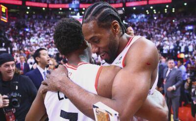 Leonard to gwiazda NBA