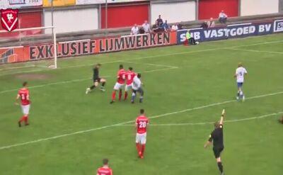 Niewiarygodny gol w Holandii