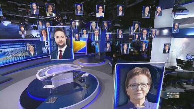 12 tych, którzy zdobyli największą liczbę głosów według badania IPSOS