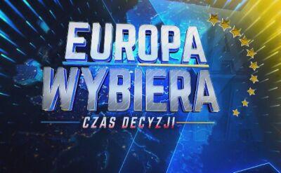 Europa wybiera. Czas decyzji. W niedzielę o 20.35 w TVN24
