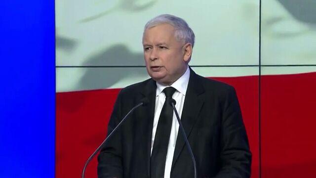 Kaczyński chce konstruktywnego wotum nieufności dla rząduTuska