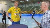 Tomasz Gębala po meczu Łomża Vive Kielce - MOL-Pick Szeged