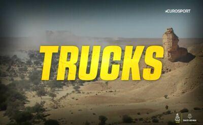 Podsumowanie 9. etapu Rajdu Dakar w kategorii ciężarówek