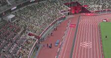 Tokio. Lekkoatletyka: cała ceremonia dekoracji Marii Andrejczyk