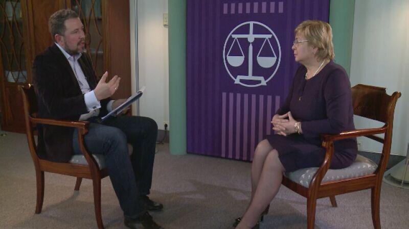 Wywiad z prof. Małgorzatą Gersdorf cz. 2