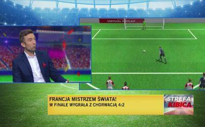Griezmann strzela na 2:1