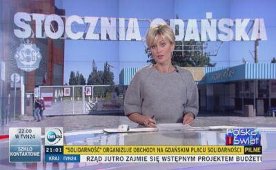 """Wojewoda uznał za cykliczne organizowane przez """"S"""" obchody 31 sierpnia"""