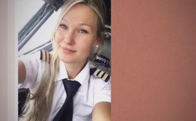 Holenderska pilotka zdobywa popularność na Instagramie
