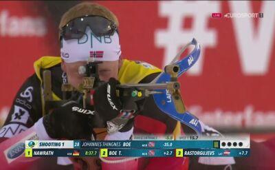 Johannes Boe mistrzem świata w sprincie