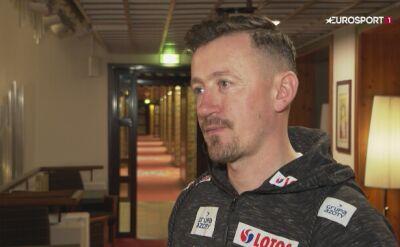 Małysz: Niewielu jest trenerów mogących poprowadzić Polaków