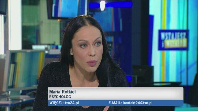 Psycholog Maria Rotkiel o zaniku bezpośrednich relacji między ludźmi