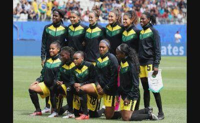 Jamajka przegrała z Brazylią