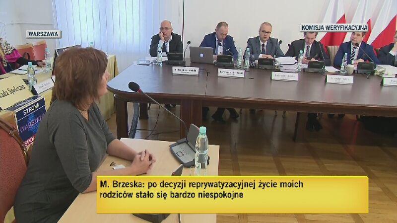 Magda Brzeska o próbie włamania do kamienicy