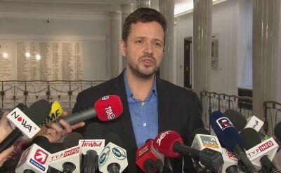 Opozycja komentuje decyzję Komisji Europejskiej