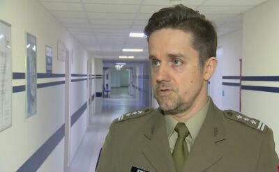 Pułkownik Jarosław Kowal: operację przeprowadzono w obrębie stanu skokowego