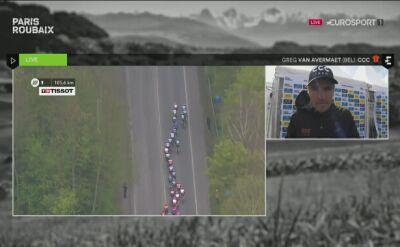 Van Avermaet przed Paryż - Roubaix