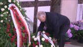 Jarosław Kaczyński złożył kwiaty w Świątyni Opatrzności Bożej