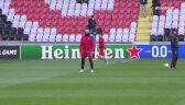 Slavia Praga szykuje się na rewanż z Arsenalem
