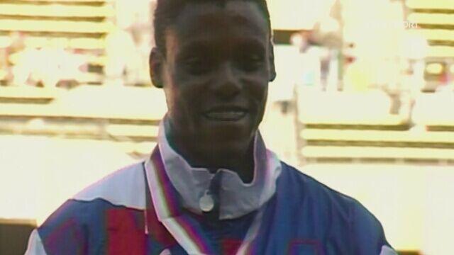 Carl Lewis - sylwetka olimpijczyka