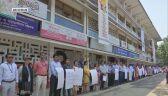 Protesty po śmieci Nusrat Jahan Rafi