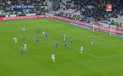 Juventus pokonał Empoli