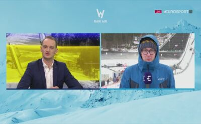 Meldunek Kacpra Merka z Lillehammer