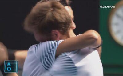 Skrót meczu Kontinen/Peers - Herbert/Mahut w finale debla Australian Open