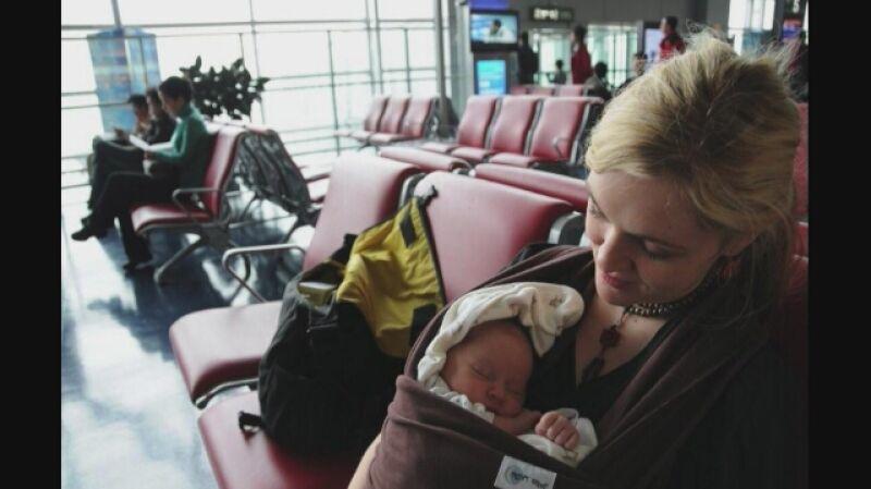 """""""Moja córka nigdy nie towarzyszyła mi w miejscach, w których toczyły się walki"""""""