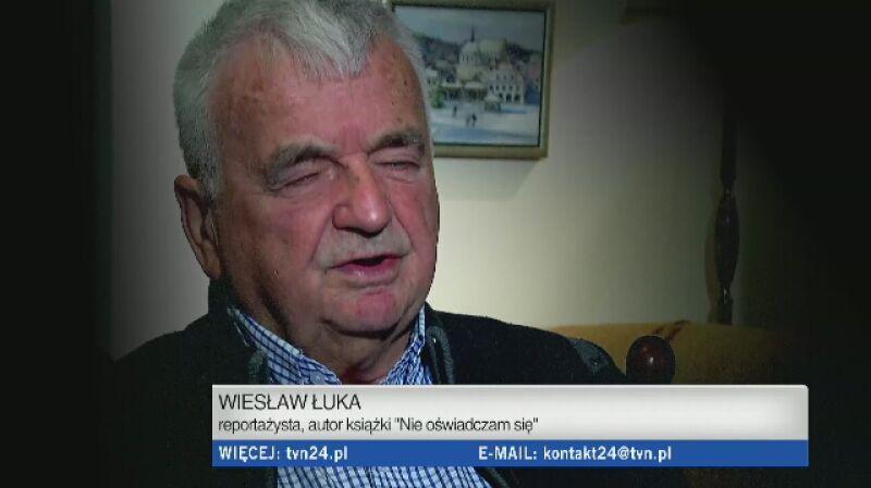 """Zbrodnia połaniecka i zmowa milczenia - reportaż """"Czarno na białym"""" TVN24 (3)"""
