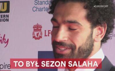 Mohamed Salah - król Premier League