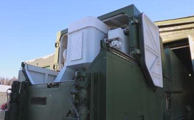 Rosyjski system laserowy Pierieswiet wszedł do służby