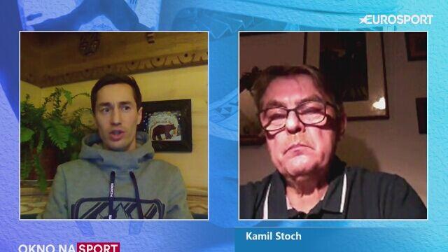 Kamil Stoch ocenił reprezentację Polski