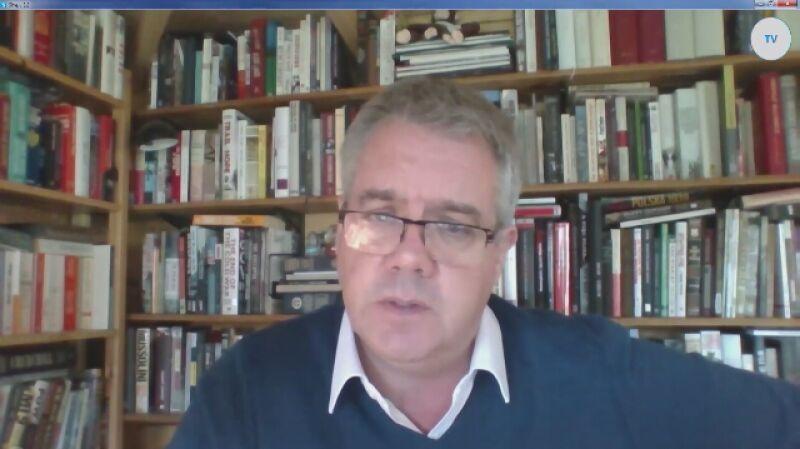 Roger Moorhouse: narracja Putina stoi w zasadniczej sprzeczności z konwencjonalną wiedzą o II wojnie światowej