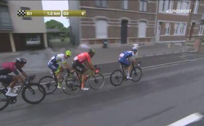 Sam Bennett wygrał 3. etap Tour de Wallonie