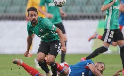 Legia Warszawa - Linfield FC w eliminacjach LM