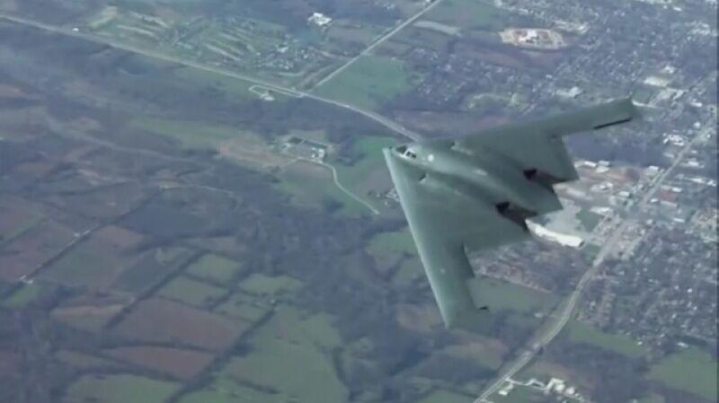 Bombowce B-2 mają zyskać towarzysza, bombowce LRSB