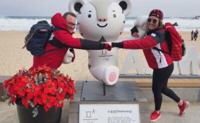Zdjęcia z wioski olimpijskiej w Pjongczangu