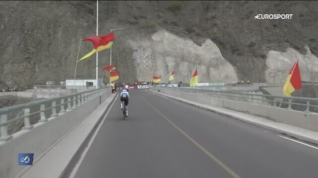 Remco Evenepoel wygrał 3. etap Vuelta a San Juan