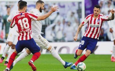 Real pokonał Atletico
