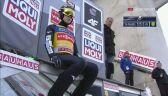 Skok Ryoyu Kobayashiego w kwalifikacjach w Innsbrucku