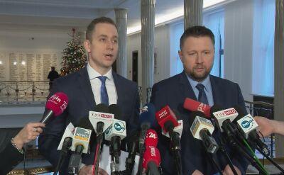 Platforma pyta o powiązania Andruszkiewicza z Kremlem