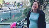 Minister z Nowej Zelandii pojechała rowerem do szpitala, aby urodzić dziecko