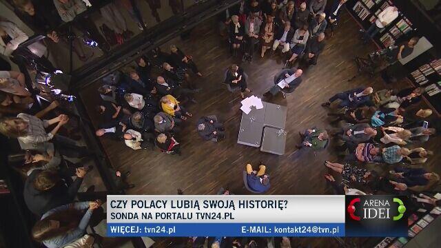 Lasota: polska historia jest ciekawa dla nas, dla Polaków