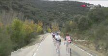 Najciekawsze wydarzenia 3. etapu Vuelta a Espana
